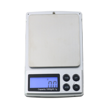 Pocket Jewelry Food Scale Weighing Kitchen Tools 1kg / 0.1g LCD Monitor Electronic Digital Food Scale