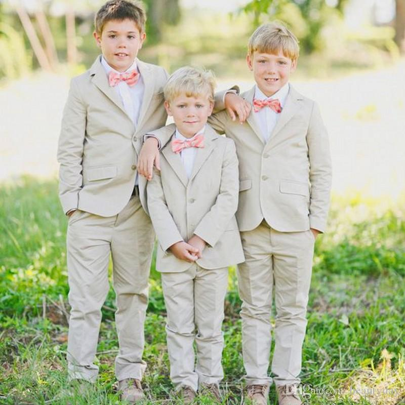 Three Piece Royal Blue Boys Wedding Suits Flower Children Formal Party Tuxedos (Jacket + Pants + Vest)Three Piece Royal Blue Boys Wedding Suits Flower Children Formal Party Tuxedos (Jacket + Pants + Vest)