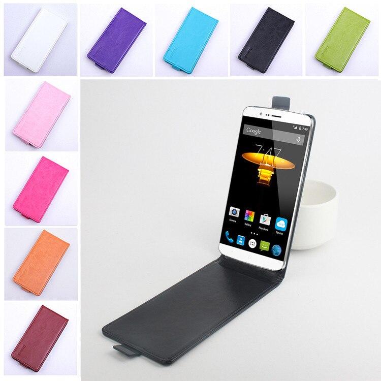 Pour Elephone P8000 de luxe Flip up-down protéger étui En Cuir Pour P8000 octa base Smartphone 9 couleurs