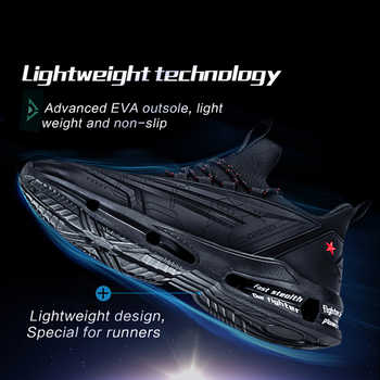 ONEMIX Shoes Women 2019 Spring Newest Technology Style Breathable Mesh Men Sneakers Walking Outdoor Sports Shoes Running Shoes