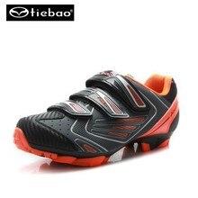 Tiebao sneakers de Sport En Plein Air Racing VTT Chaussures de Vélo, AutoLock/SelfLock Vélo Chaussures, SPD À Crampons Chaussures De Vélo