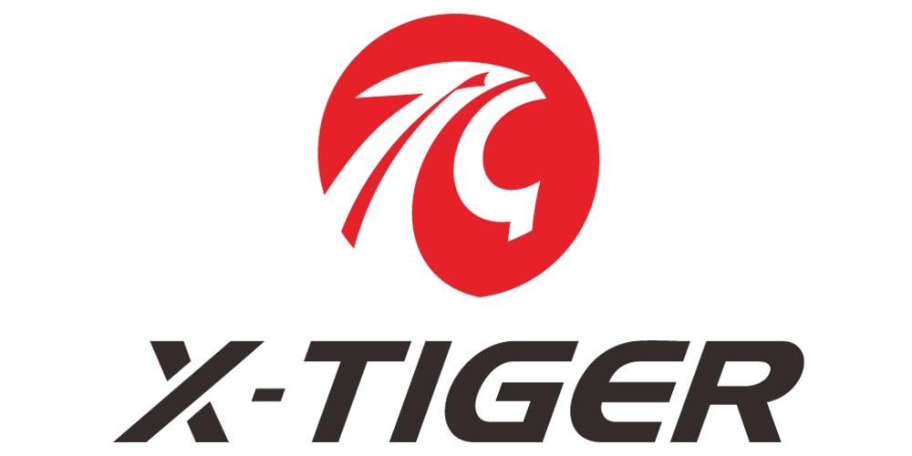 Лого бренда X-TIGER из Китая