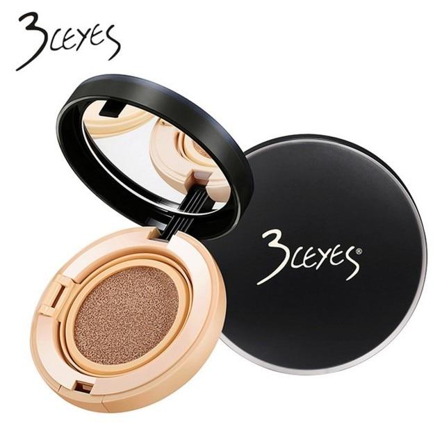 3CEYES MIST AIR CUSHION BB Cream Nude makeup concealer Brighten skin Moisturizer Whitening CC liquid foundation