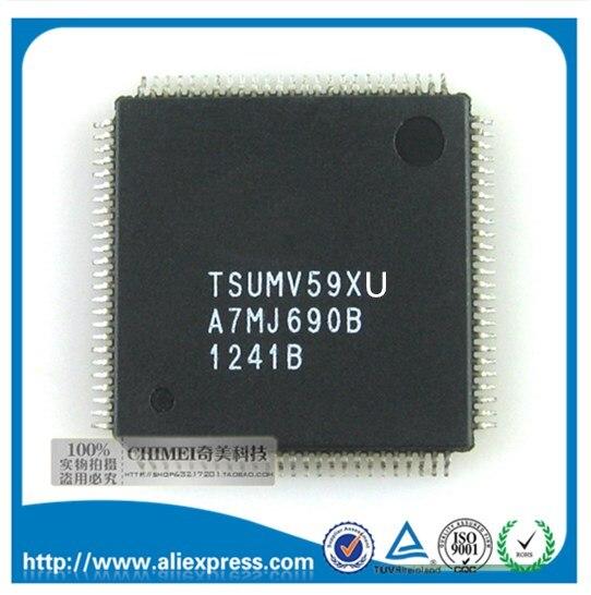 New original TSUMV59XU (not Z1) LCD screen chip ...