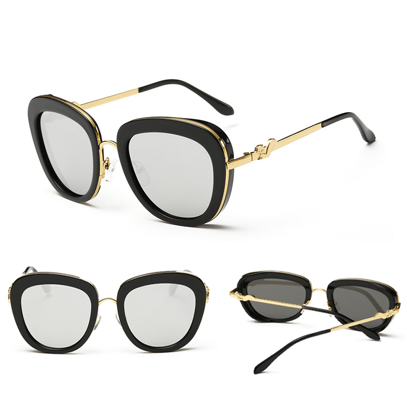 07b631d5b New Women Polarized Sunglasses Ladies Driving Sun Glasses Girls Fox Glasses  Female Fashion Mirrored Eyewear oculos