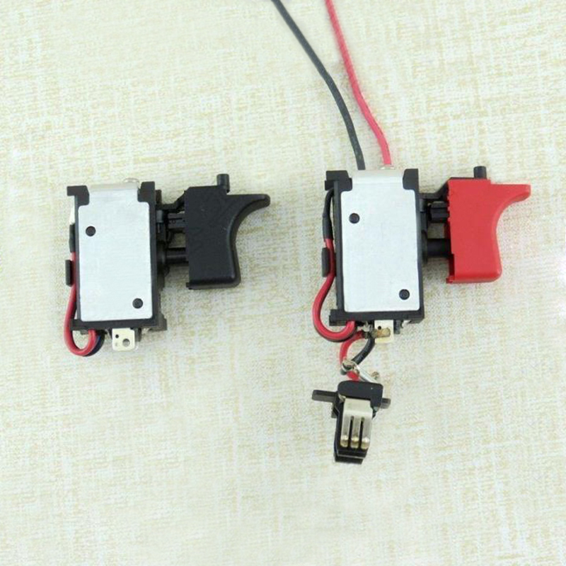 Power Tool Accessories Tools Electric Drill Control Switch 2609199070 7.2v 9.6v 12v 14.4v For Bosch Gsr7.2-2 Gsr9.6-2 Gsr12-2 Gsr14.4-2