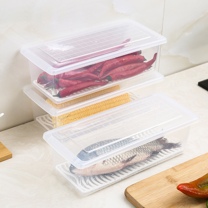 Food-Fresh-Storage-Box-Containers-Kitchen-Fridge-Organizer-Case-Removable-Drain-Plate-Tray-For-Keep-Fruits (3)