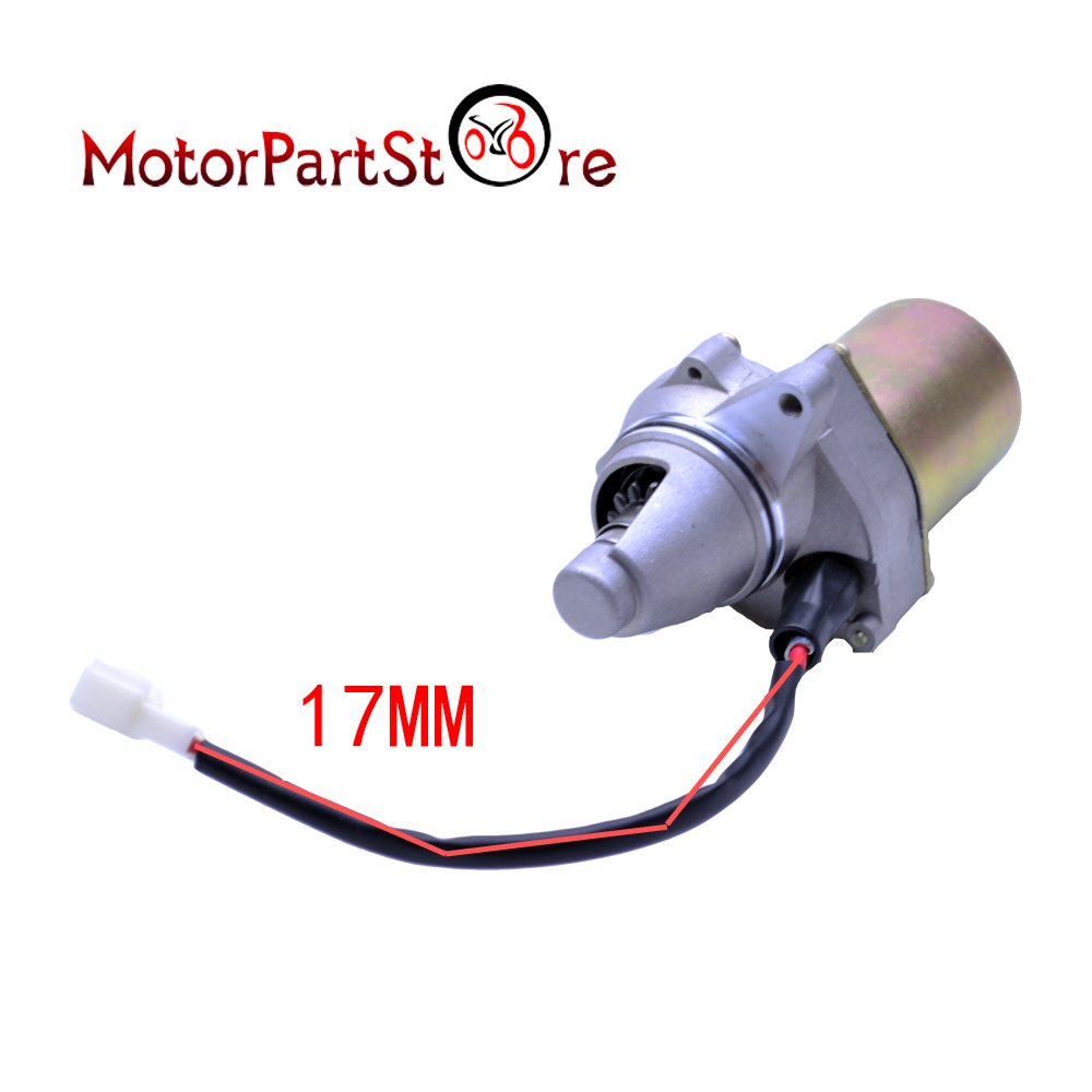 Starter Motor Heavy Duty 12V for Suzuki LT80 LT80 Quadsport ATV Quad 1987  2006 Motorcycle Electric Engine Dirt Bike Part @10-in Motorcycle Starter  from ...