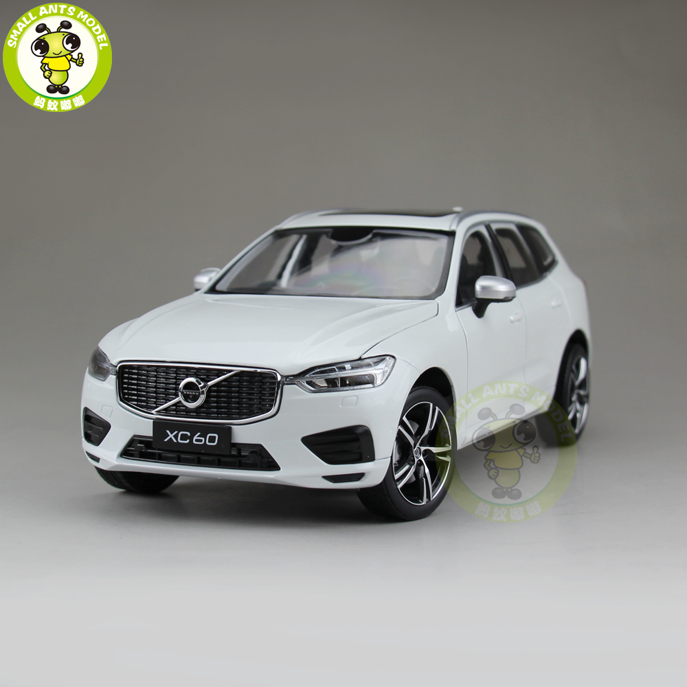1/18 ALL NEW Volvo XC60 SUV Diecast Metal Model Car SUV Gift Hobby Collection White Color1/18 ALL NEW Volvo XC60 SUV Diecast Metal Model Car SUV Gift Hobby Collection White Color