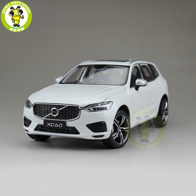 1/18 ALL NEW Volvo XC60 SUV Diecast Metal Model Car SUV