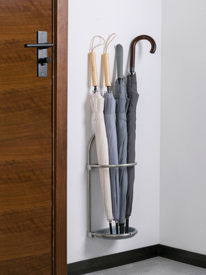 Modern Round Umbrella Stand Holder Rain Rack Home Office ... |Office Umbrella Holder