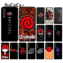 Ruicaica Naruto Shippuden xiao logo Unique Design Phone Cover for Huawei P9 P10 Plus Mate9 Mate10 Lite P20 Pro Honor10 View10(China)