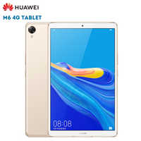 Original HUAWEI M6 4G Tablet PC 8.4 inch Android 9.0 Hisilicon Kirin 980 Octa Core 13.0MP Camera