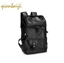 Women Shoulders Backpacks Men Laptop Backpack Travel Student A Bag Pu Mochila Mujer Bagpack School Bags Teenage Girls Back Pack цена в Москве и Питере