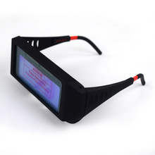 1b627f6b02271 Movido A Energia Solar Auto Escurecimento Máscara de Solda Capacete óculos  de Olho Óculos de Proteção Óculos de Solda a Arco cab.