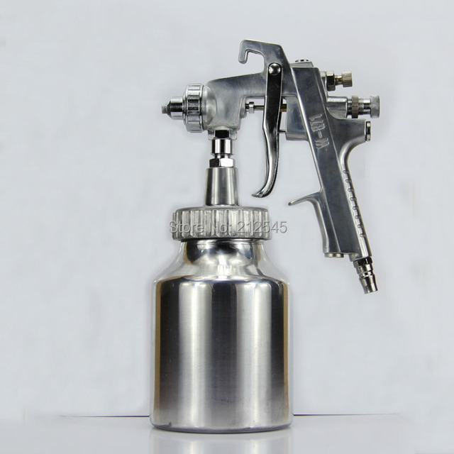 W 871 Paint Spray Gun Interior And Exterior Colorful Paint Glue High Concentration Air Spray