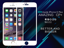 Nillkin Amazing CP 2 5D Complete Covering Anti Explosion Tempered Glass Screen Protector For iPhone 6S