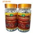 10 Garrafa Cogumelo Complexo (Maitake, Reishi, Shiitake) 30: 1 Extrato Da Cápsula 500 mg x 900 pcs frete grátis