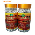 10Bottle Mushroom Complex (Maitake, Reishi, Shiitake) 30:1 Extract Capsule 500mg x 900pcs free shipping