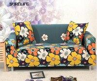 Custom stretch fabric sofa sets all inclusive universal sofa cover all cover towel European summer leather sofa cushion slip