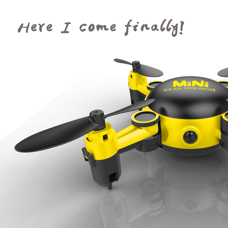 KY901-RC-Quadcopter-Wifi-FPV-0-3MP-Camera-LED-3D-Flip-4CH-Mini-Drone-BNF-Helicopter