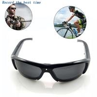 HD 1080P Glasses Camera Mini Camcorder DV Car Driving Sunglasses Outdoor Sport Polarized Smart Glasses With
