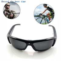 HD 1080P Glasses Camera Mini Camcorder DV Car Driving Sunglasses Outdoor Sport Polarized Smart Glasses With