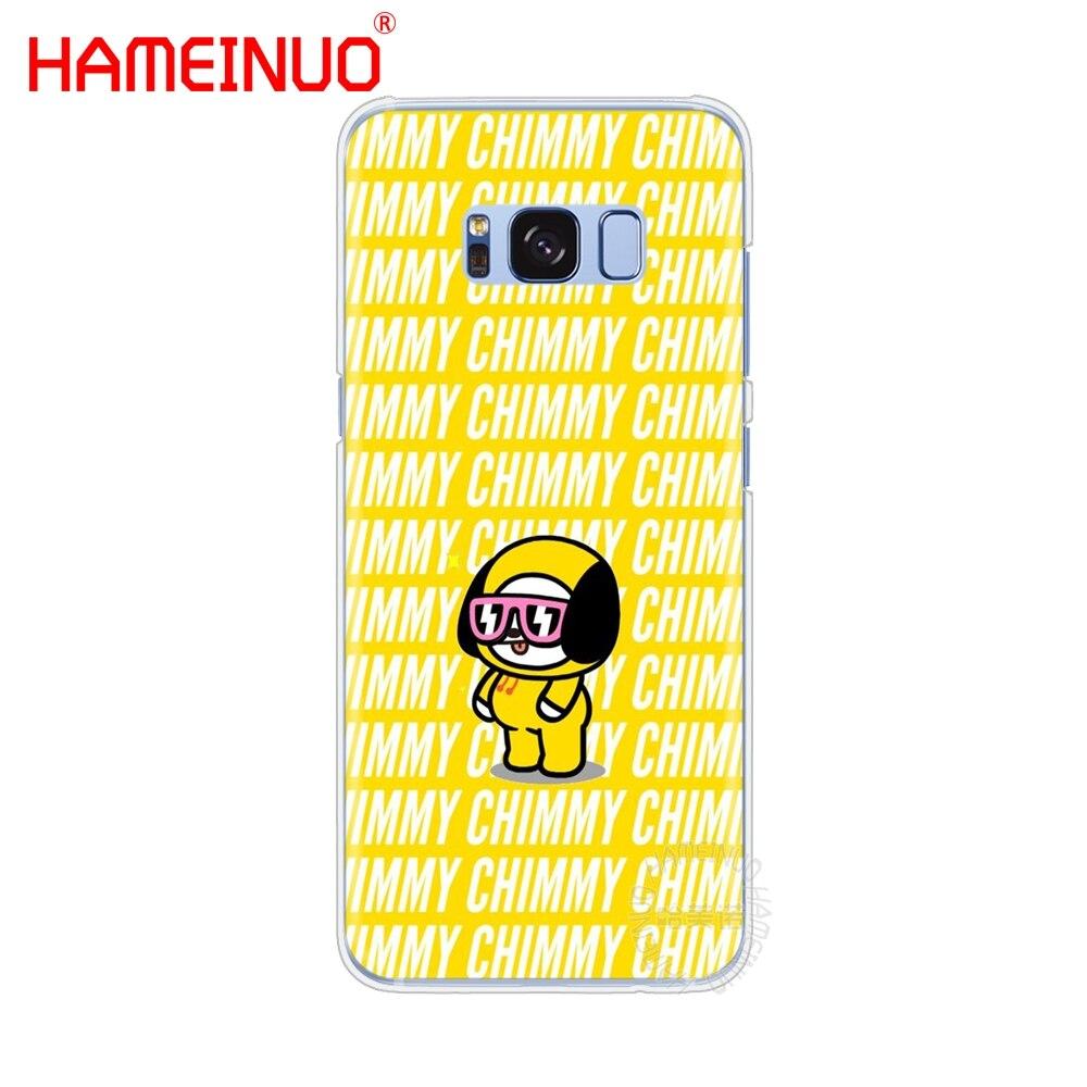 Bts Bt21 Bangtan Boys Chimmy Rj Cell Phone Case Cover For Samsung