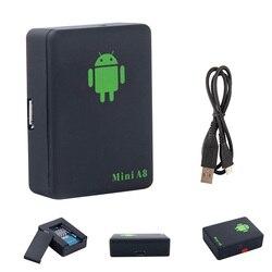 Mini A8 Rastreador Veicular GPRS Tracker Locator Real Time Auto Kids Pet GSM/GPRS/LBS Tracking Adapter Hoge kwaliteit A8 Mini