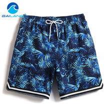 Gailang Brand Swimsuit beach shorts Swimwears boardshorts quick drying bermudas