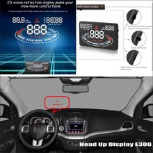 купить For Dodge Journey JC 2009-2012 - Car HUD Head Up Display  - Saft Driving Screen Projector Refkecting Windshield дешево