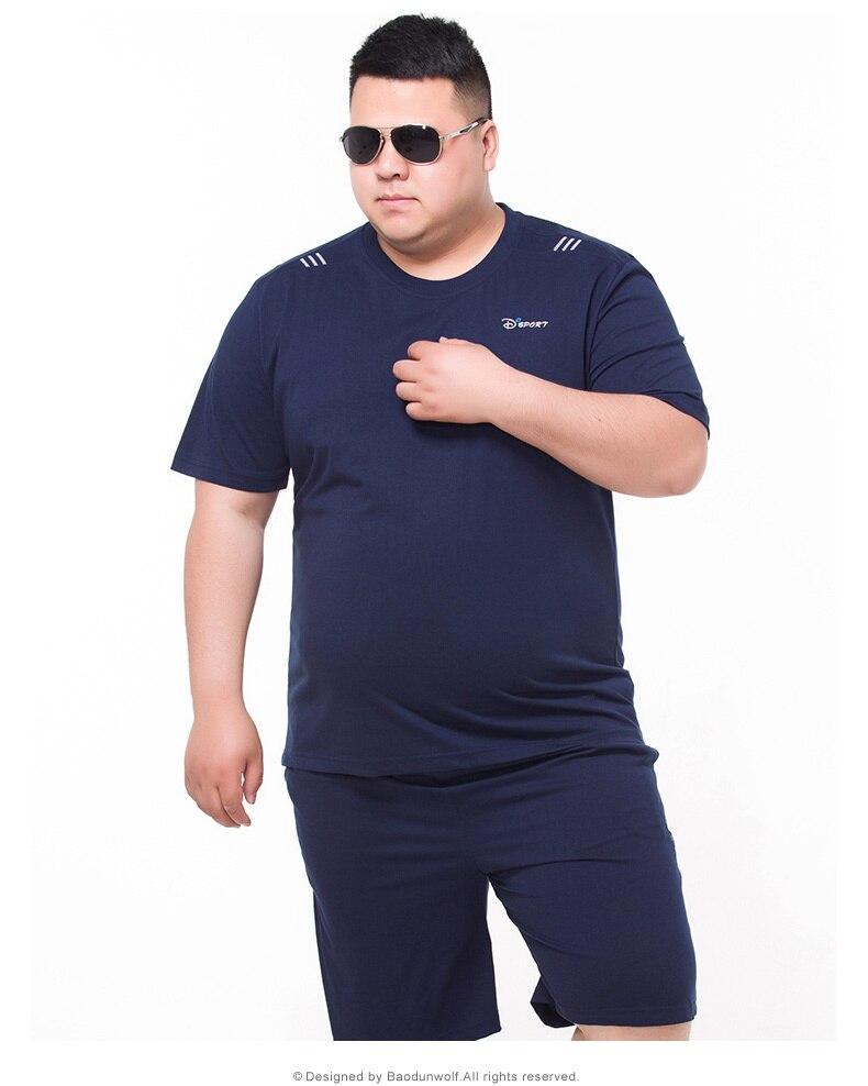 PLUS SIZE summer t shirt 8XL 6XL 5XL 4XL short men brand clothing cotton comfortable male t-shirt tshirt men clothing fitness