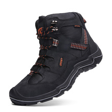 Brand Hiking Shoes Men Spring Hiking Boots Mountain Climbing Shoes Outdoor Sport Shoes Trekking Sneakers Size 38-45 цена 2017