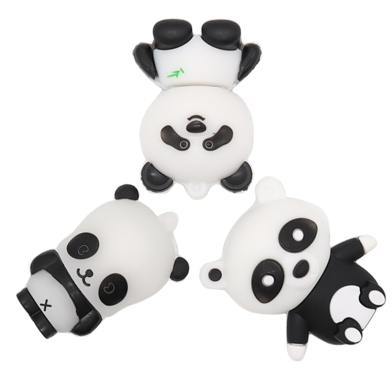 Real capacity pen drive cartton panda usb flash drive 4GB 8GB 16GB 32GB 64GB cute animals memory stick creative gift pendrive