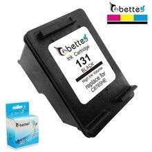 Bette Ink Cartridge Replacement for HP 131 hp131 Photosmart C3175 C3180 C3183 C3188 C3190 C3193 C3194
