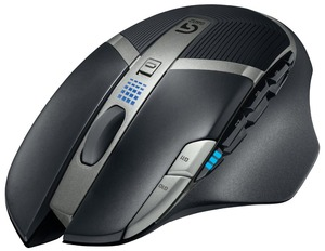 Image 2 - Logitech G602 Wireless Gaming Mouse with 250 Hour Battery Life limited edition