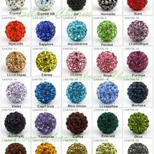 Высококачественный диско-шар 100 шт 6 мм хрустальные бусины Шамбала для Модные украшения изготовления