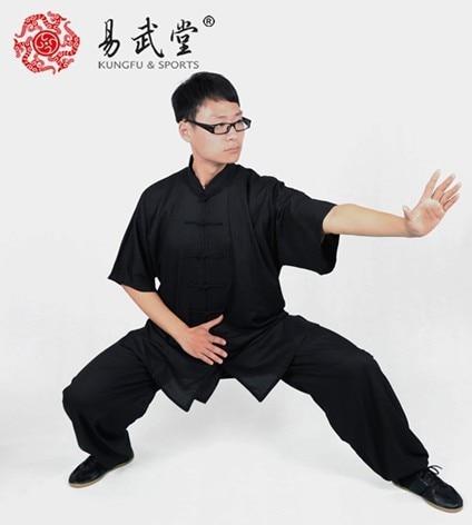 yiwutang uniformë Kung fu e veshjeve të arteve marciale, 98% pambuk - Veshje sportive dhe aksesorë sportive