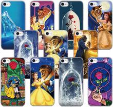 Beauty and The Beast Fundas Soft TPU Phone Case For Wiko View 2 Go Max Prime Pro XL Lenny 5 4 Sunny 3 Mini Wim Lite Cover