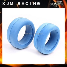 1/5 rc car racing parts.Baja 5t upgrade rear inner foam tire x2pcs