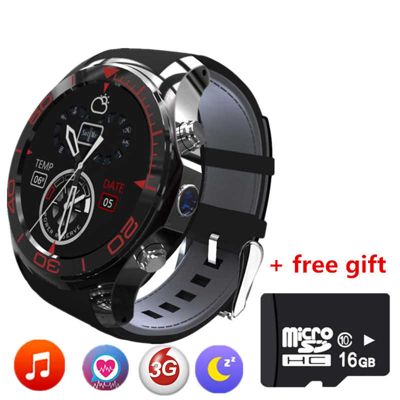 3g Android Smart Watch H1 Vs Qw09 D5 K18 Smartwatch With ...