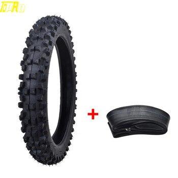 Neumático de moto todoterreno con tubo, novedad, 2,50-14 60/100-14