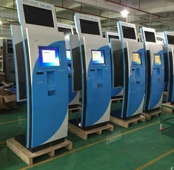 Kiosk Loterij Ticket Automaat Betaling kiosk self service betaling lcd touch ATM terminal kiosk