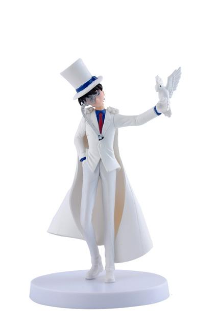 2pcs/set magic Kaitou Kid Conan Action Figures Anime PVC brinquedos Collection Figures toys AnnO00686H
