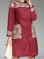 WZ90393Hot sale New Fashion Women Coats & Jackets 2017 Popular Brand Fashion Design Women dresses