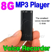 2017 New 3 In 1 Stereo MP3 Music Player 8GB Memory Storage USB Flash Drive Mini