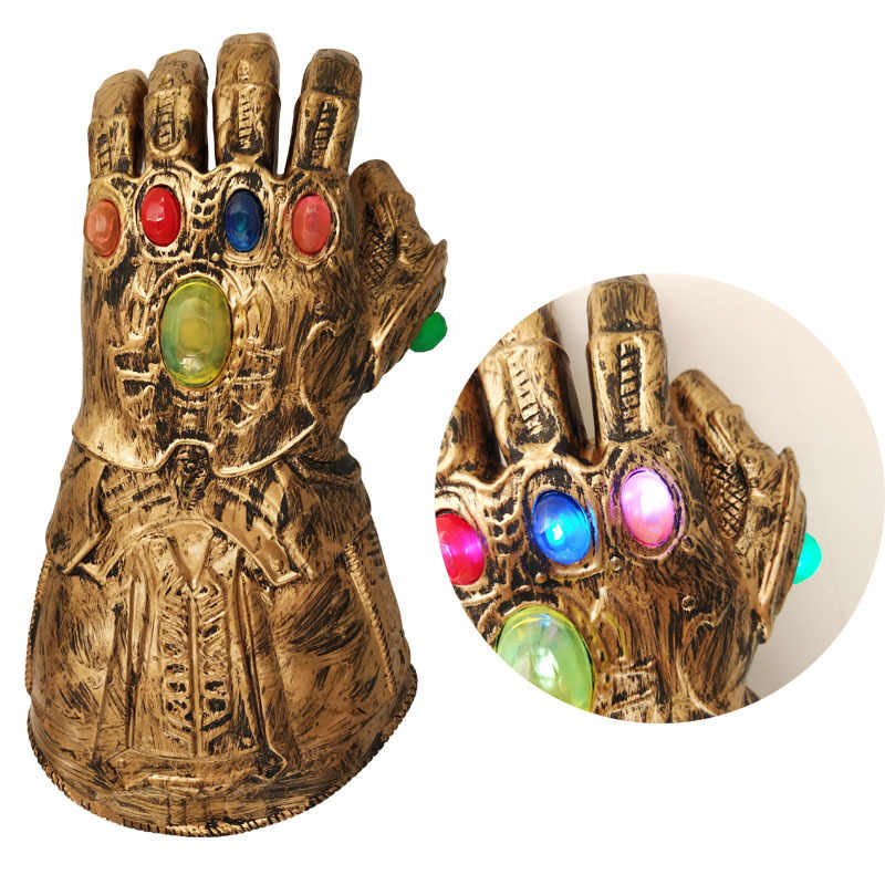 Detail Feedback Questions about Kids Size Latex Gloves Thanos