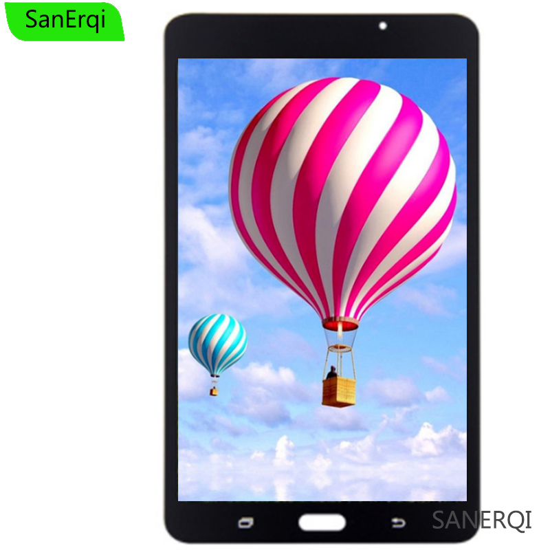 Original LCD Display for Samsung Galaxy Tab A 7.0 SM T280 T280 Touch Screen Digitizer High Quality 2016 Assembly SanErqi