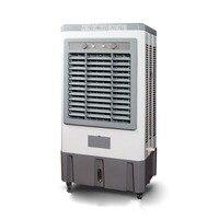 120 d refrigerador de ar elétrico portátil ventilador de refrigeração de água ventiladores de ar condicionado sheave 45l tanque de água de poupança de energia|Vent.| |  -
