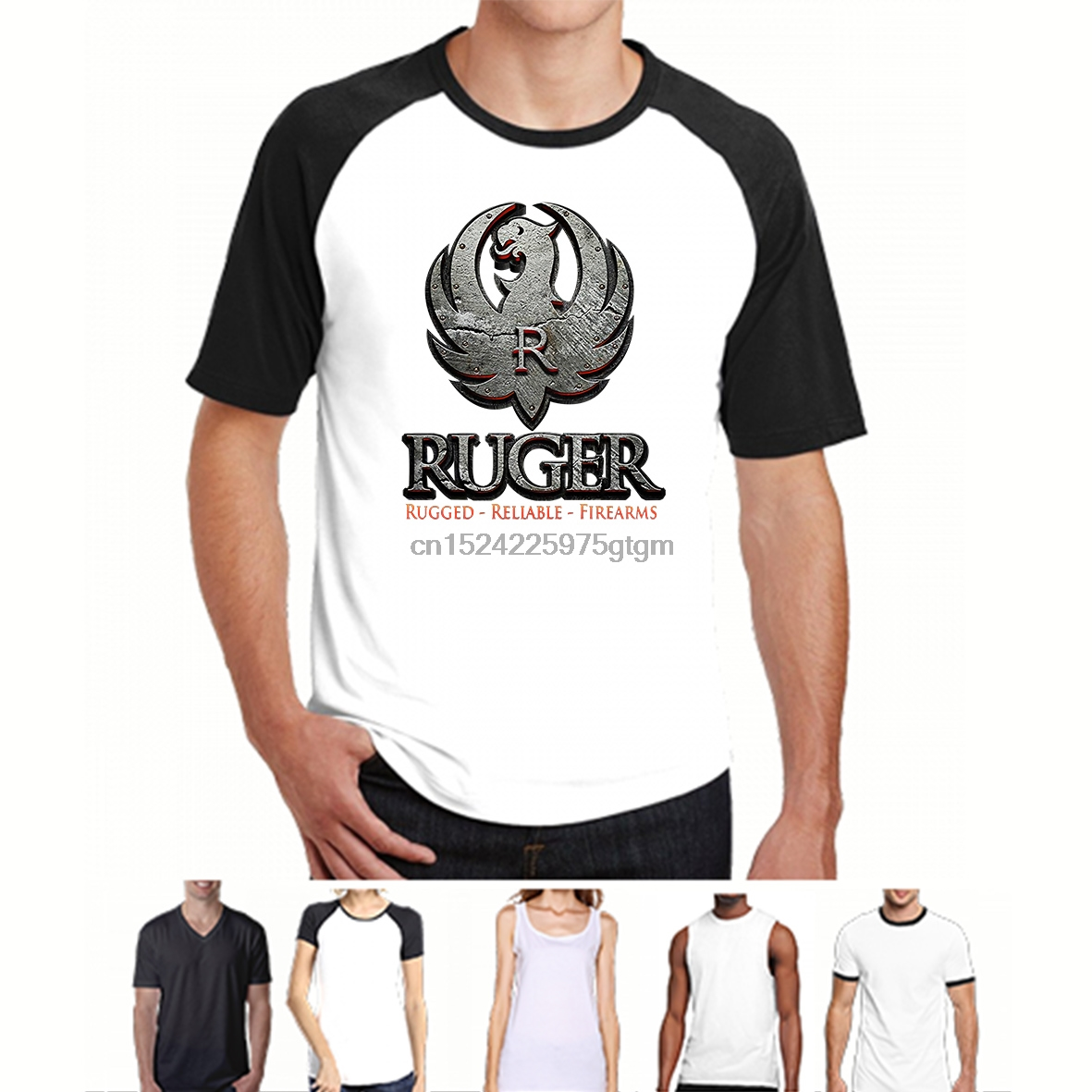 bca07bd4f Buy ruger shirt and get free shipping on AliExpress.com